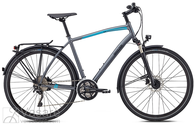 Fahrrad Breezer Liberty S1.3+ Satin Anthracite