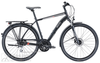 Fahrrad Breezer Liberty S2.3+ Satin Black