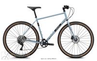 Fahrrad Breezer RADAR CAFE 48cm Satin Cool Gray