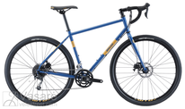 Fahrrad Breezer RADAR EXPERT Blue & Tan