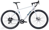 Fahrrad Breezer RADAR Pro Cool gray & Marine Blue