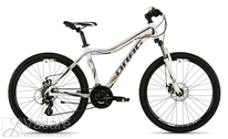 Bicycle Drag Grace Comp 26 White/Brown