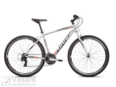 Fahrrad DRAG Grand Canyon Base Silver Red