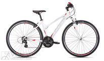 Fahrrad Drag Grand Canyon Comp Lady white red