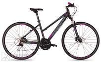 Bicycle Drag Grand Canyon TE Lady black-purple