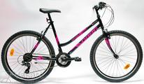 Bicycle Drag Hacker Lady 26 Black purple
