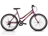 "Jalgratas Drag Hacker Lady 26"" Purple/Green"