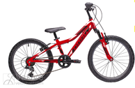 Fahrrad Drag Hardy JR 20 Black Red