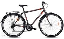 "Jalgratas Drag Marathon 28"" Silver brown/orange"