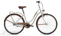 Bicycle DRAG Oldtimer Nexus 3 Grey Brown