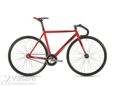 Fahrrad DRAG Pista Comp FX red black
