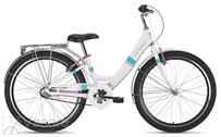 Jalgratas Drag Prima 24 3-Nexus White-Blue