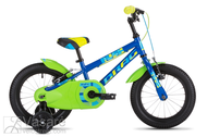 Bicycle Drag Rush 14 blue/green
