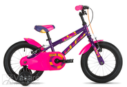 Bicycle Drag Rush 14 purple/pink