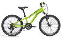 Bicycle Fuji Dynamite 20 B Gloss Forest Green W/ Black And Green And Citrus