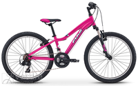 Fahrrad Fuji Dynamite 24 Comp Pink