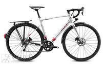Fahrrad Fuji JARI 2.1 LTD 46cm Satin Silver