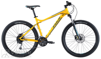 Dviratis Fuji Nevada 27.5 1.5 Yellow