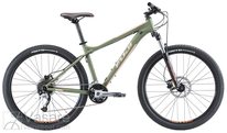 Dviratis Fuji Nevada 27.5 3.0 LTD Green
