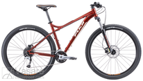 Fahrrad Fuji Nevada 29 3.0 LTD Red