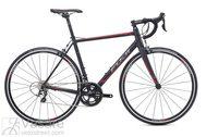 Dviratis Fuji Roubaix 1.5 Satin Black/Charcoal