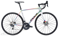 Dviratis Fuji SL DISC LTD White