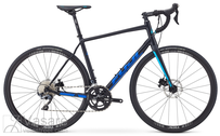 Dviratis Fuji Sportif 1.3 Disc Satin Black/ Blue