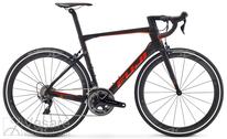 Велосипед Fuji Transonic 2.1 RIM Satin Carbon/ Red