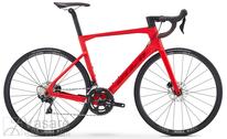 Bicycle Fuji Transonic Disc 2.5 Satin Red