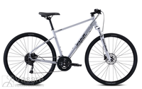 Bicycle Fuji TRAVERSE 1.3 17 Gray