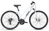 Jalgratta Fuji Traverse 1.5 ST Pearl white