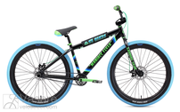 Fahrrad SE Bikes MANIACC FLYER 27,5+ Black