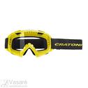 Akiniai Cratoni C-RAGE Neon Yellow glossy UNI
