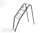 "Bagažinė Carrier 28"" 1-Stay tube Blk St w/o PH w/spring"