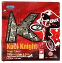 Grandinė KMC Kool Knight for single speed/ BMX freestyle 1/2x1/8 112 narelių