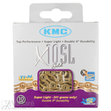 Chain KMC X-10-GOLD, SL (superlight)