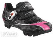 Cycling Shoes MTB Diadora X TRAIL 2 black/pink super