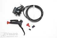 D-Brake set Sram Level TL Blk rear w/o rotor w/o clamp
