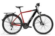 Электрический велосипед Breezer POWERTRIP EVO 2.1+ 50cm Black / Vinyl Red