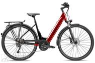 E-bike Breezer POWERTRIP EVO 2.1+ LS 45cm Vinyl Red / Black