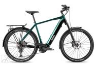 Электрический велосипед Breezer POWERWOLF EVO 1.1+ SM 47cm Dark Green / Black