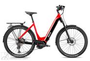 Электрический велосипед Breezer POWERWOLF EVO 1.1+ SM LS 43cm Vinyl Red / Black