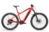 El. dviratis Fuji Ambient Evo 27.5+ 1.3 Satin Deep Red
