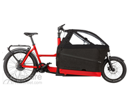 E-bike Riesse & Muller Packster 70 Vario 1250Wh Chili red matt