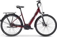 E-bike Breezer POWERTRIP 1.3+ LS EVO 45cm 2019 Brick Red