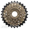 Freewheel, 6 sp., Shimano MF-TZ500