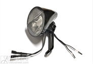 H-Light Comus F20 LED Blk hubdyn 0,5W