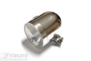 H-Light Nero LED 10Lx Chr 1W w/bty