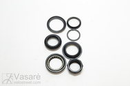 "Headset 1 1/8"" IT QLP-14 ED Blk St Thread"