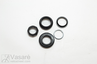 "Headset 1"" IT XR-E13/XR-E134 Blk St/Al Thread"